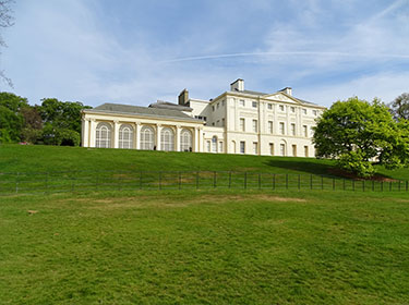 Kenwood House and its vast parkland are popular with north Londoners and a great spot for some of the best views of London