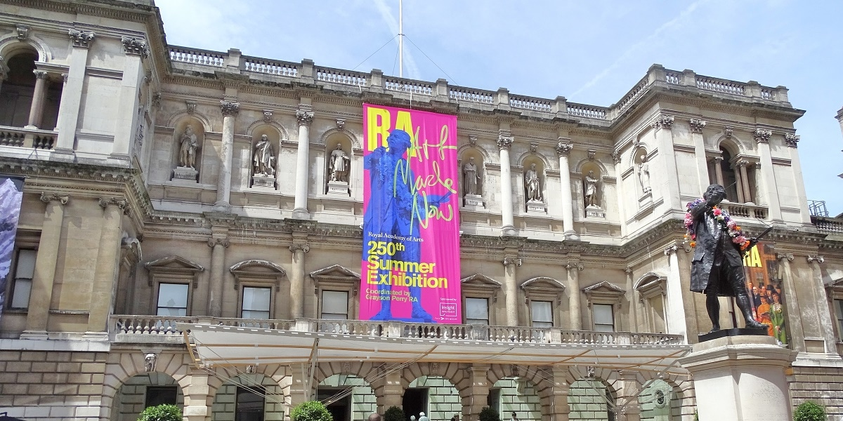 The Royal Academy Summer Exhibition is the world's longest running annual display of contemporary art.