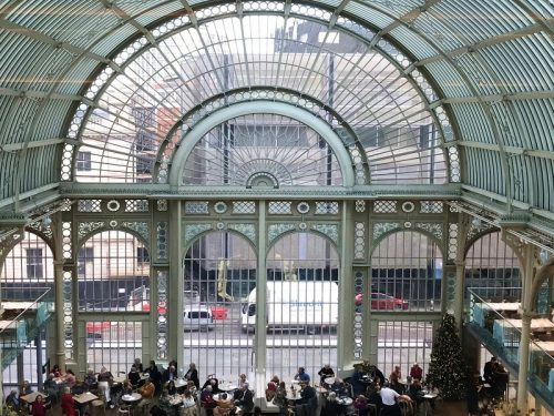 Floral Hall at London