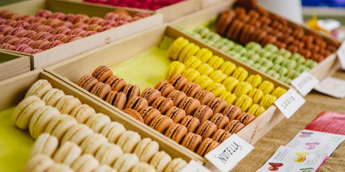 Taste of London runs twice a year in London's Regent's Park.