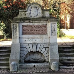 Visit Hampstead's Chalybeate Well on a walking tour with Lingua Holidays