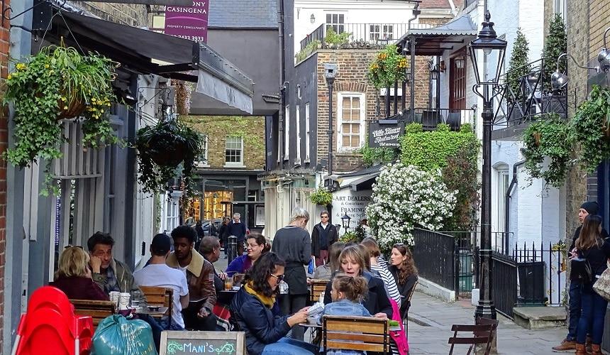 Take a Lingua Holidays walking tour of Hampstead