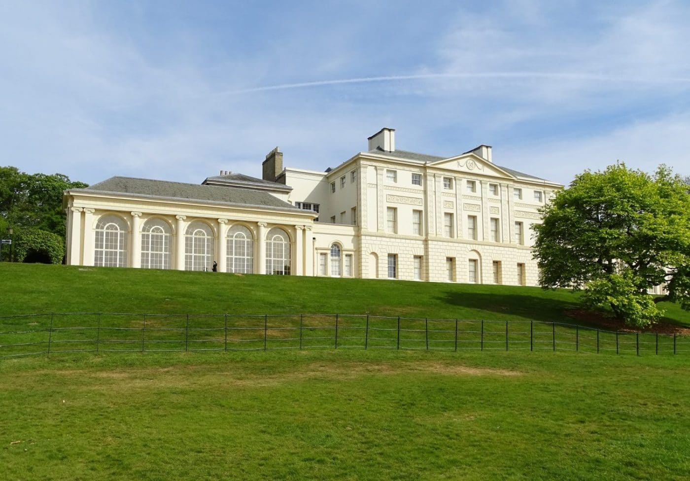 Kenwood House and park is one of north London's treasures