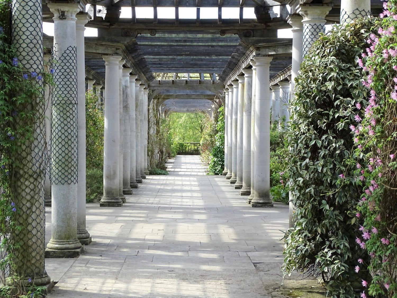 Visit the romantic Hill Garden and Pergola in leafy Hampstead