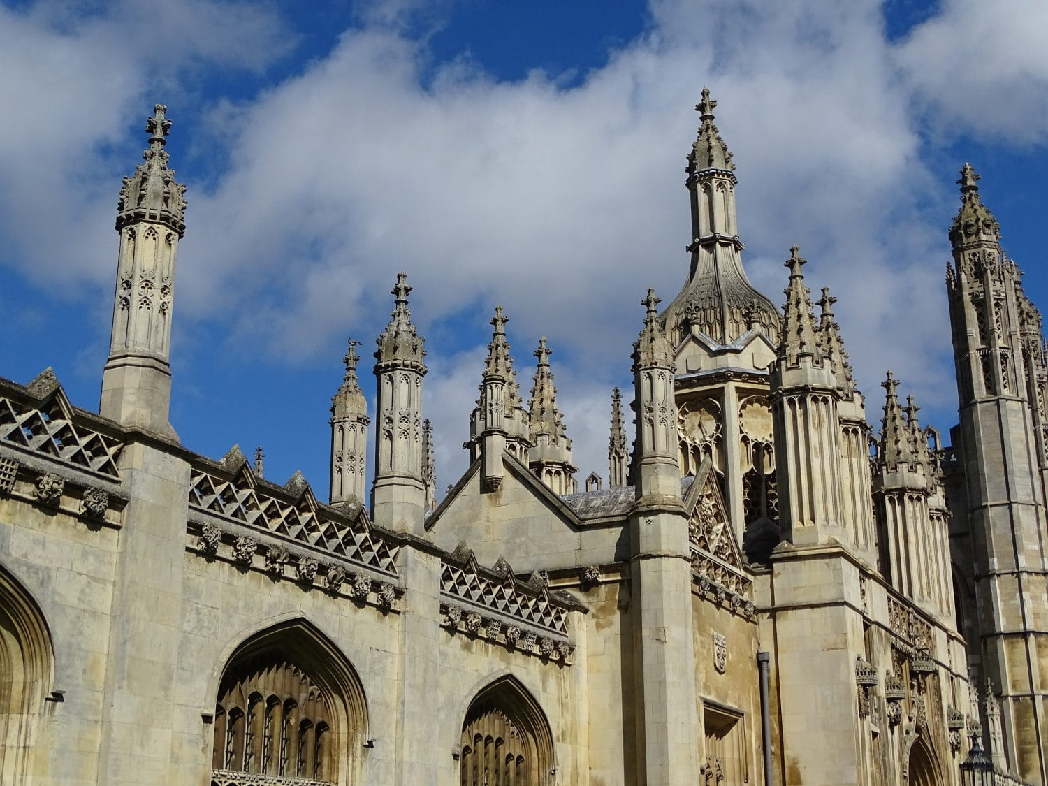 Wander round Cambridge and admire its stunning architecture