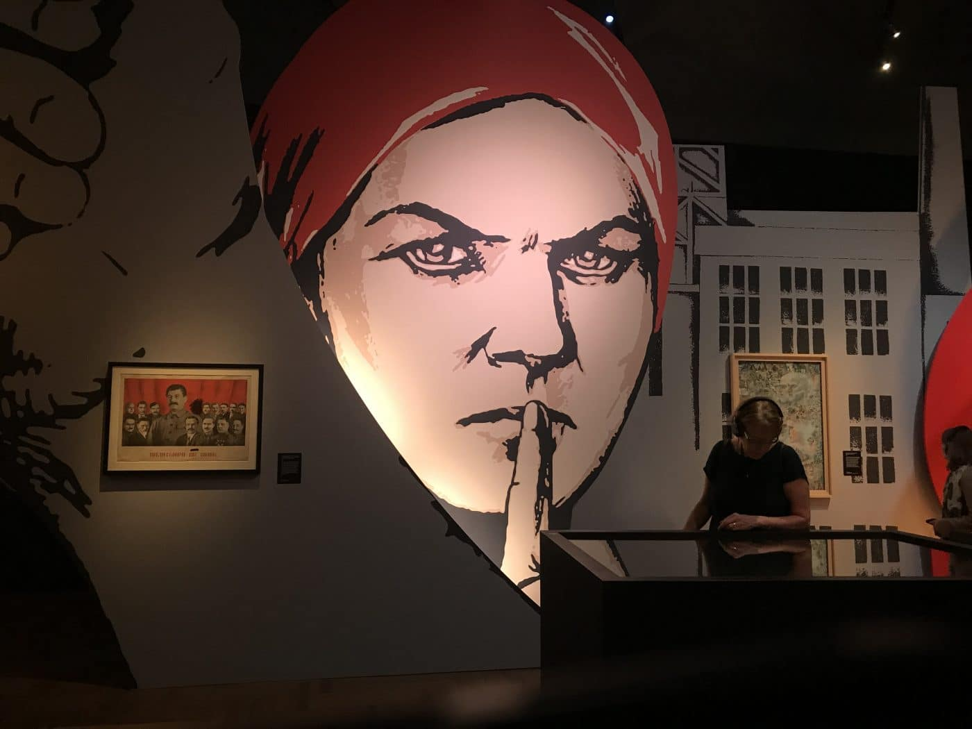 Take in an exhibition at the V & A, London