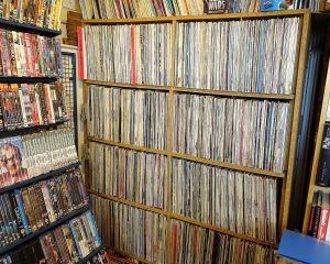 Browse the vinyl at Grammar School Records in Rye