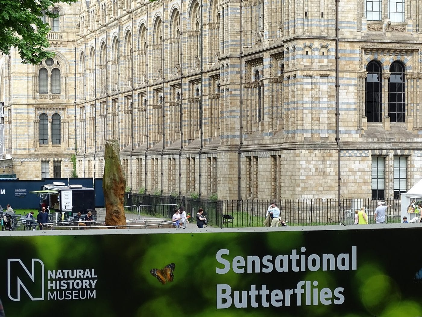 Enjoy free entry to the Natural History Museum in London