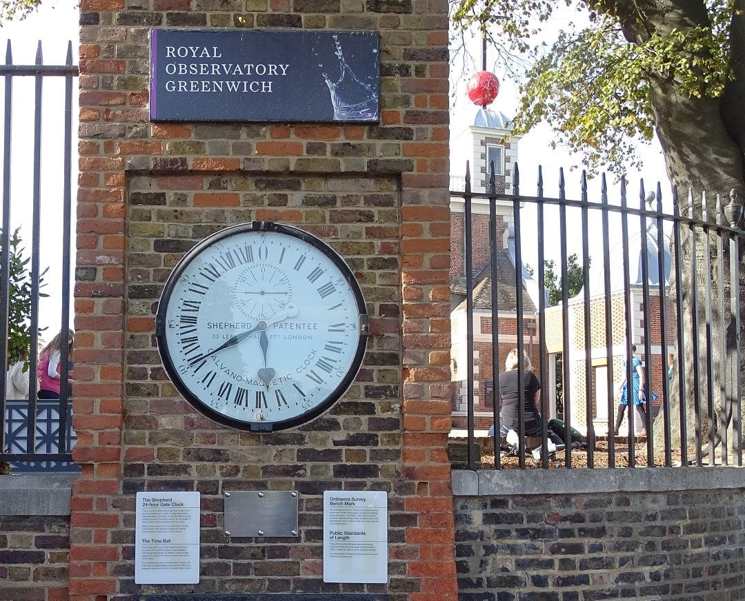 A visit to the Royal Observatory is one of the highlights of a tour of Greenwich