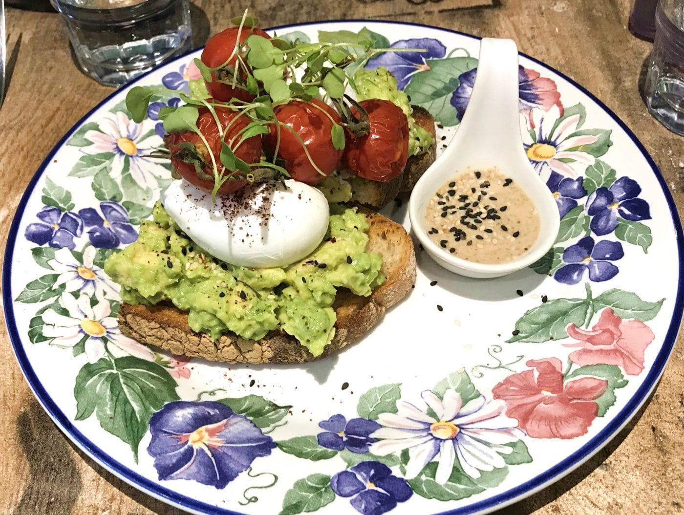 Enjoy brunch at Lowry & Baker, Portobello Road