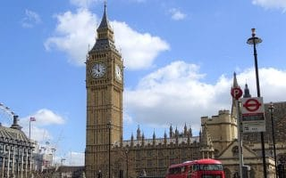 Visit Big Ben and the Houses of Parliament while you learn English