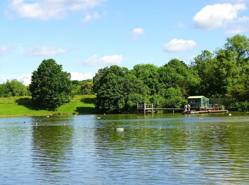 Join the Londoners who flock to Hampstead's ponds to swim outdoors in the summer months