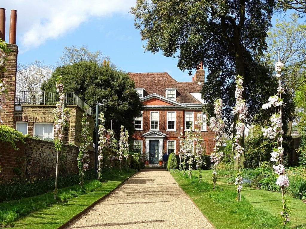 Visit the National Trust's Fenton House in Hampstead