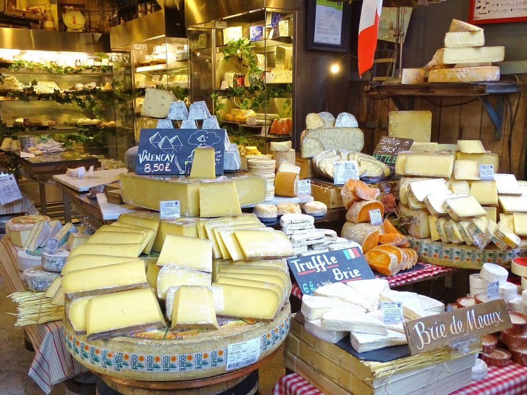 Borough Market is one of London's top food markets