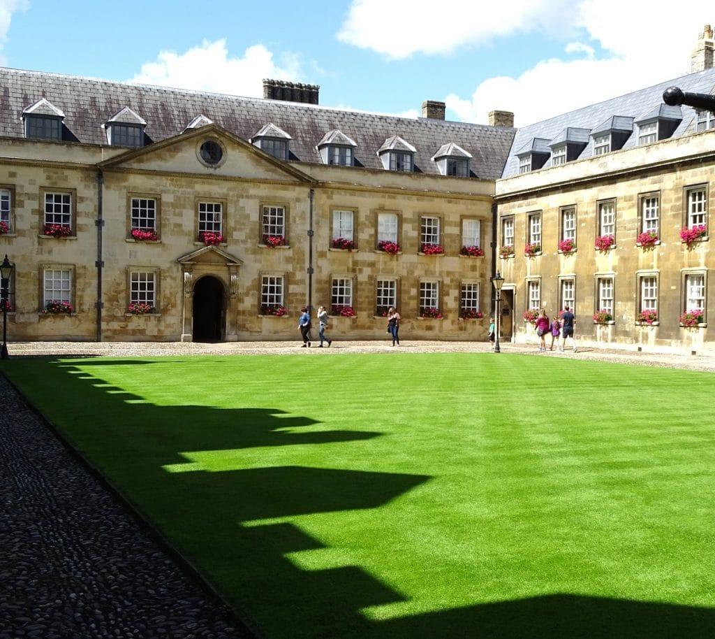 Explore Cambridge's magnificent university colleges