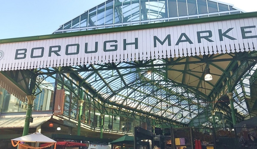 Lingua Holidays tours | Borough Market