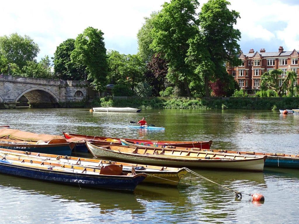 River views at Richmond