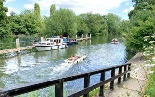River Thames, Sonning