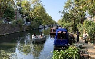 Little Venice by boat