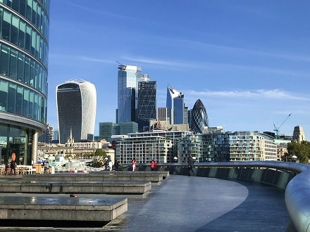 City of London views